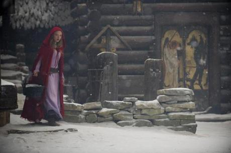 Amanda Seyfried played the lead in last year's ''Red Riding Hood,'' by ''Twilight'' director Catherine Hardwick.